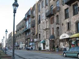 Savannah Bay Street