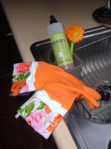 Making Chores Pretty!