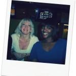 Teri and me